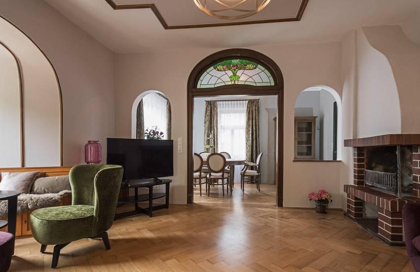 Chalet Villa Ludwig | Villa Ludwig Chalet Neuschwanstein in ...